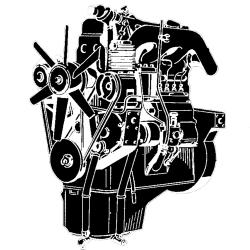 W50-Motor