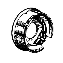 W50-Fékrendszer