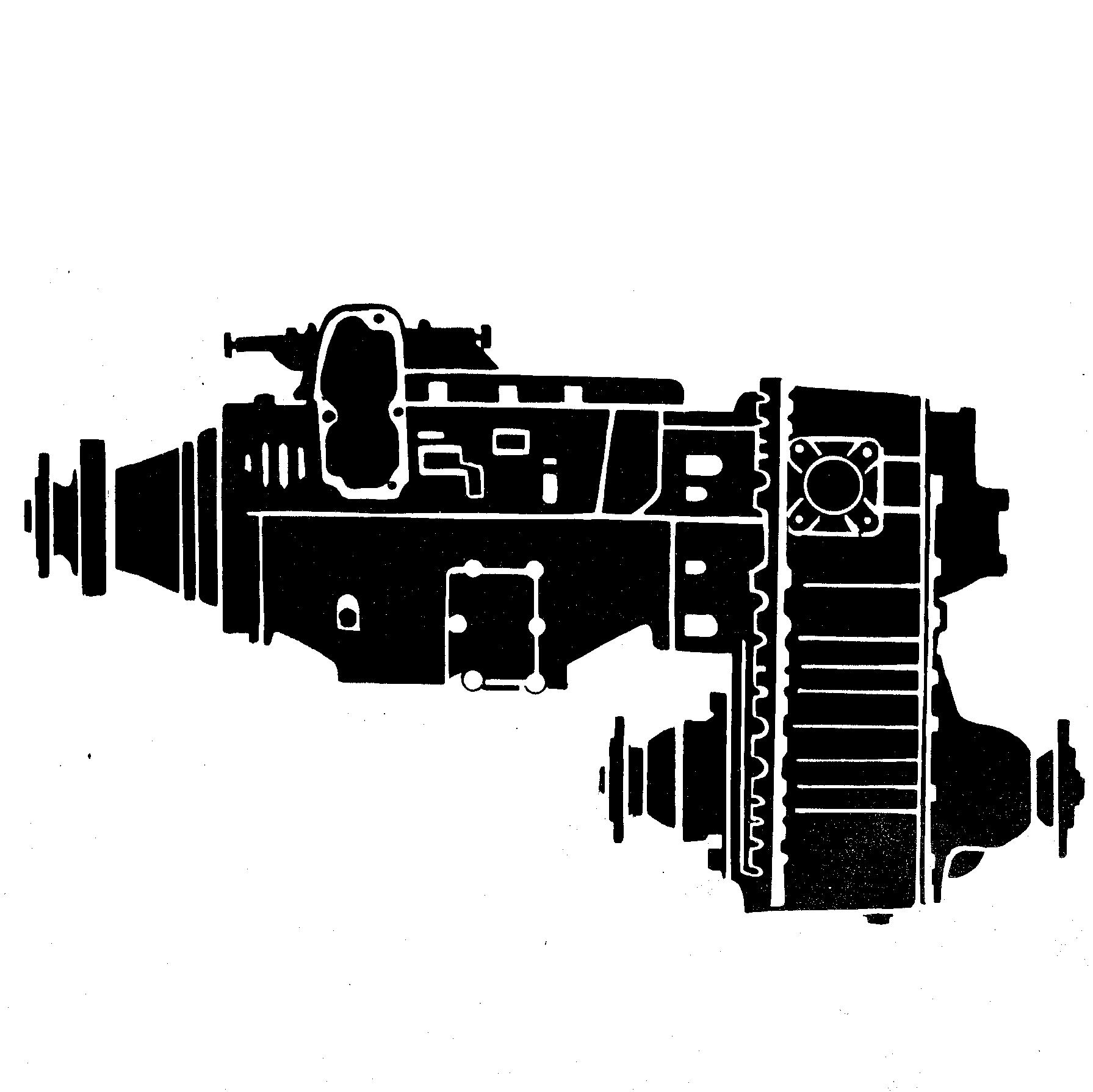 L60-Sebességváltó, Osztómű