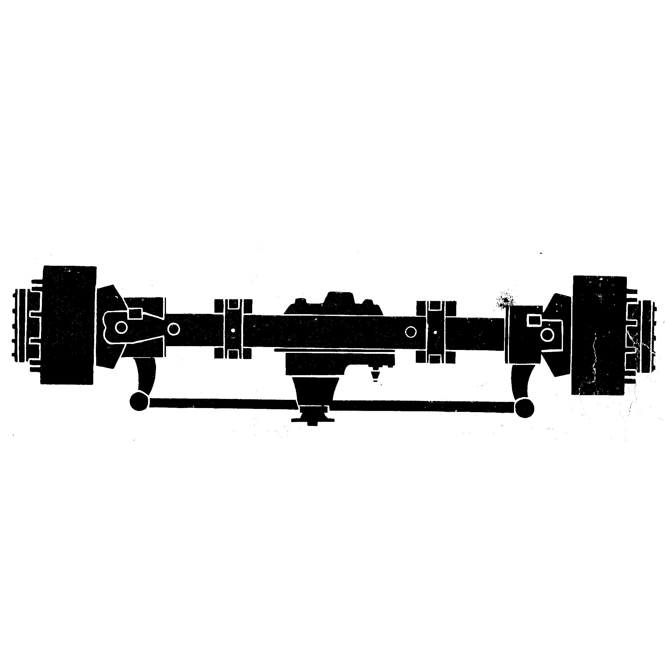 L60-Front axle