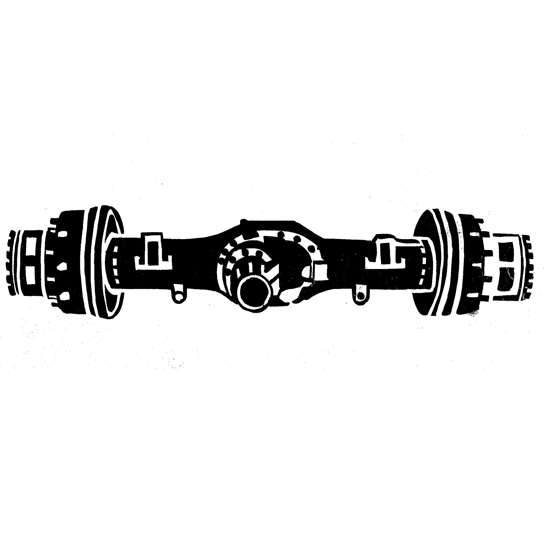 L60-Rear axle