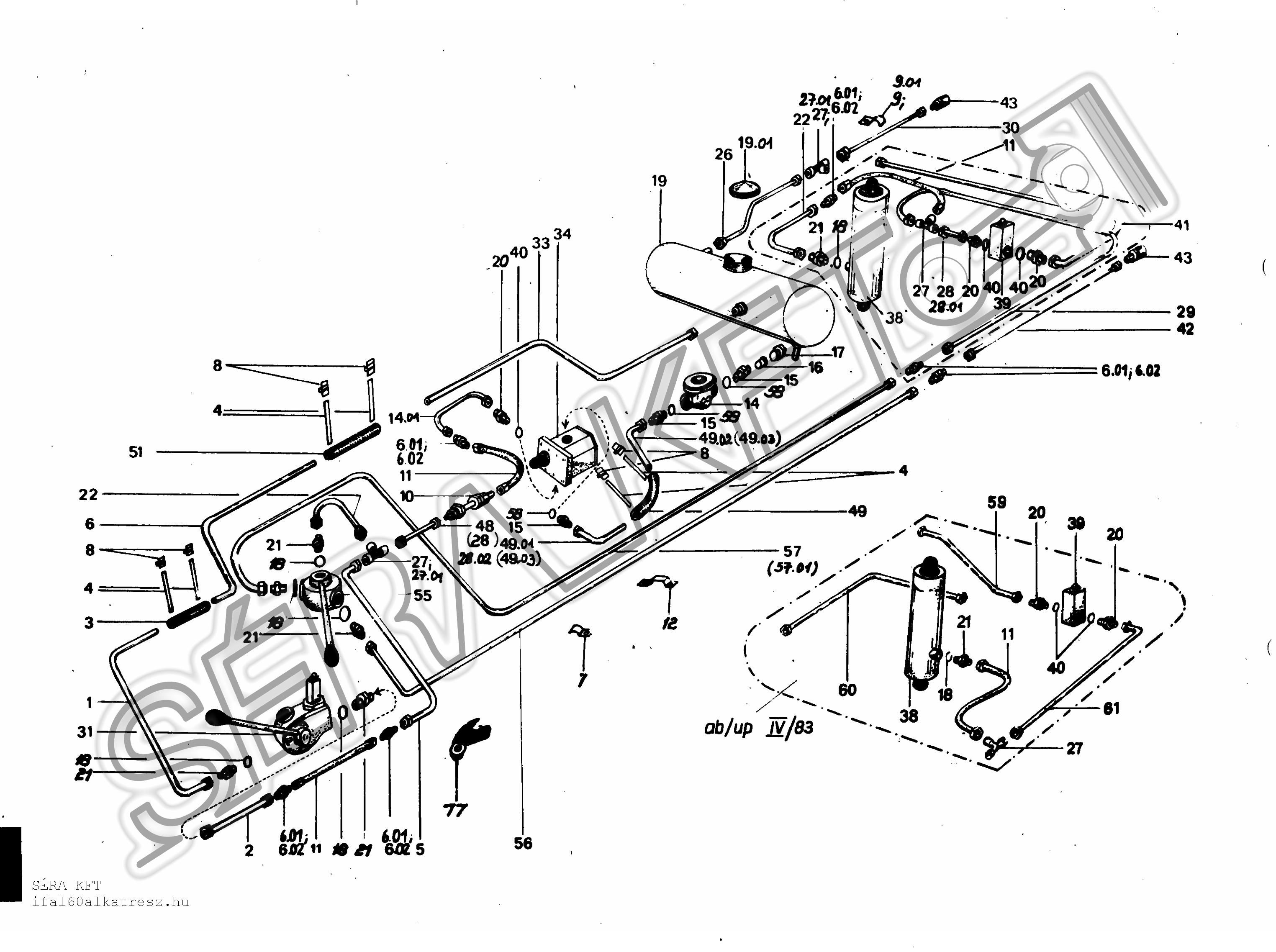 hydraulischer schaltplan 1. Black Bedroom Furniture Sets. Home Design Ideas