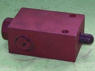 Billentés határoló szelep, IFA W50-L60