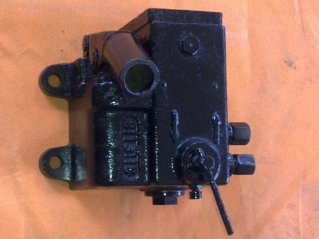 Fülkebillentő pumpa, felújított, IFA L60