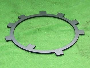 Hátsó kerékagyhoz, biztosítólemez, vastag, IFA W50-L60