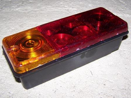 Hátsó lámpa jobb, IFA W50-L60
