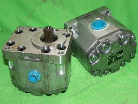Hidraulikaszivattyú 13 bordás, IFA W50-L60