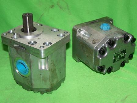 Hidraulikaszivattyú 6 bordás, IFA W50-L60