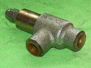 Hidraulikus nyomáshatároló szelep, IFA L60