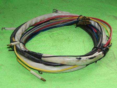 Kábelköteg motorhoz, IFA L60