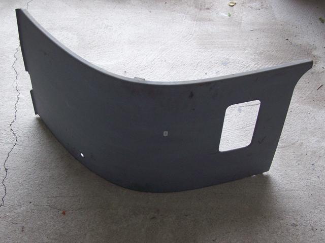 Karosszéria radiátoros elem jobb, IFA W50