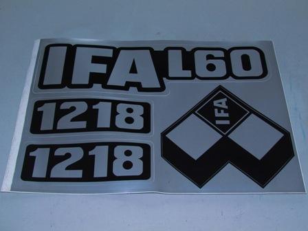 Matrica garnitúra, IFA L60