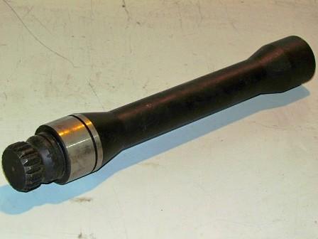 Osztóműbe szivattyú meghajtó tengely, 4x4, IFA L60
