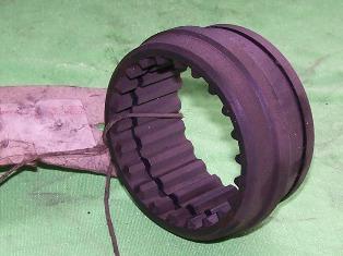 Osztóműbe tengelyzár kapcsológyűrű, IFA L60