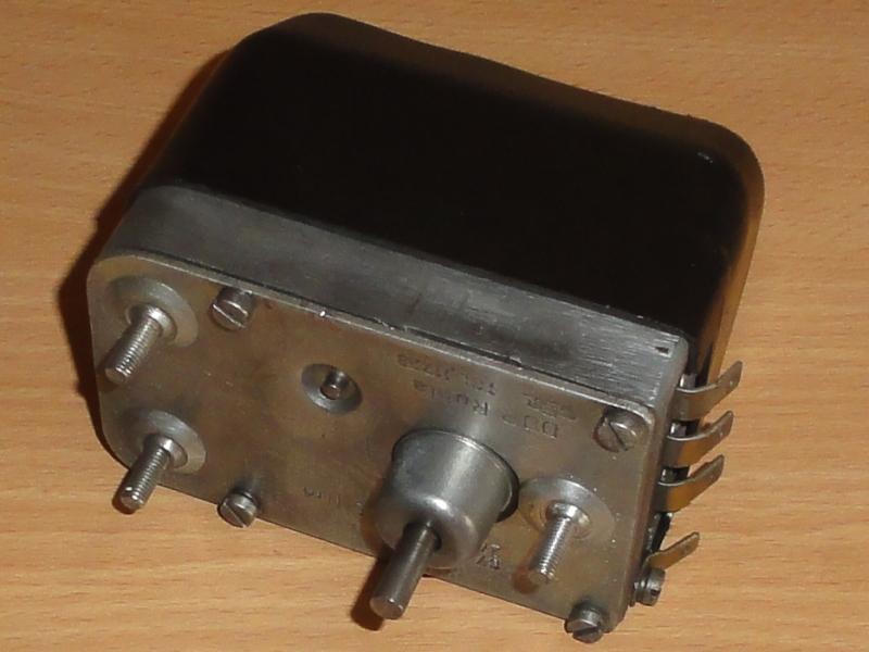 Ablaktörlő motor 24V, felújított, IFA L60
