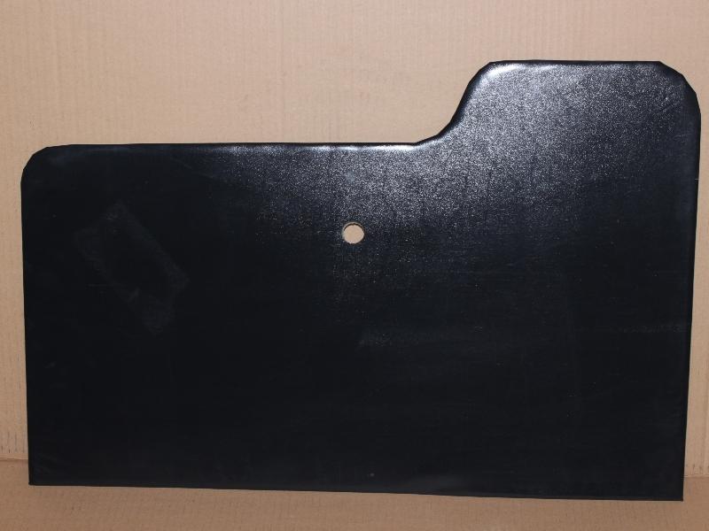 Ajtókárpit jobb, fekete, IFA W50-L60