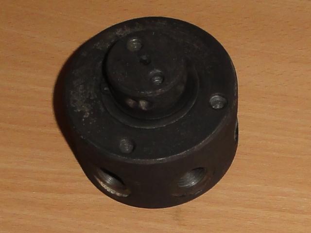 Billentés vezérlőszelep, felújított, IFA L60