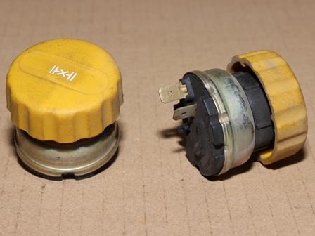 Differenciálzár kapcsoló, 4x2, IFA L60