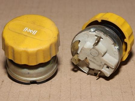 Differenciálzár kapcsoló, 4x4, IFA L60