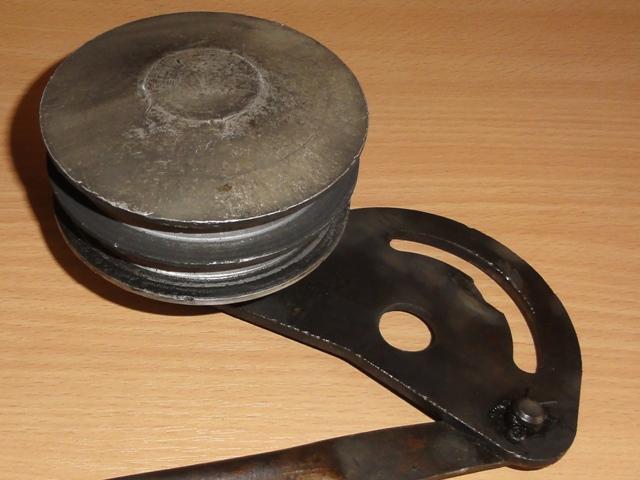 Ékszíj feszítő komplett, bontott - IFA L60