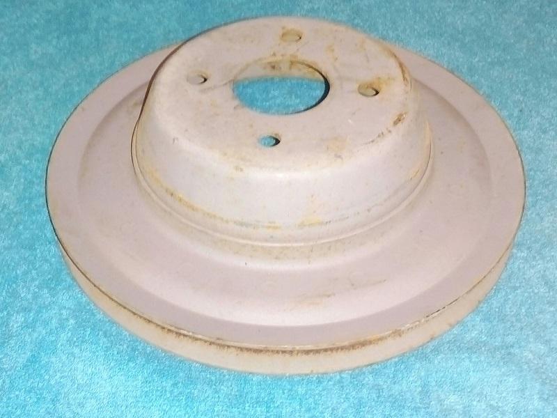 Vízszivattyúhoz ékszíjtárcsa, IFA L60