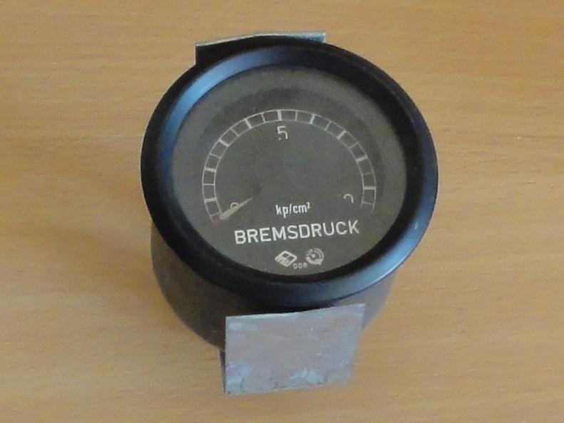Féklevegő mérőóra, IFA L60