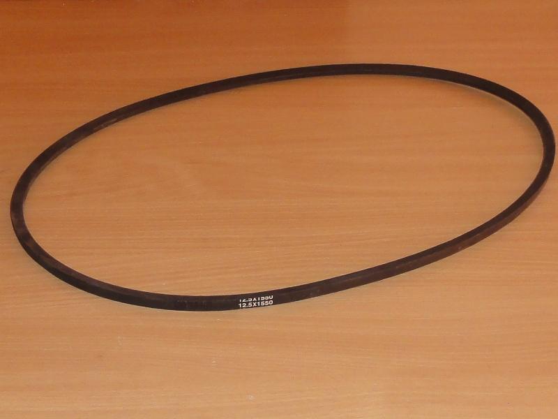 Ékszíj 12,5x1550 La, sima, generátor-vízszivattyú, IFA L60