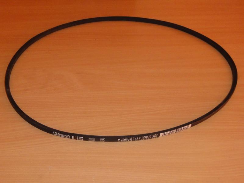 Ékszíj 13x1575 Li, sima, generátor-vízszivattyú, IFA L60