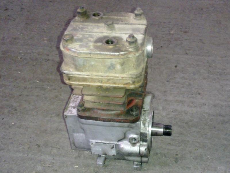Kompresszor, 2-szelepes, bontott, IFA L60