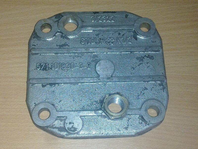 Kompresszor hengerfej 1.tag, felújított, IFA L60