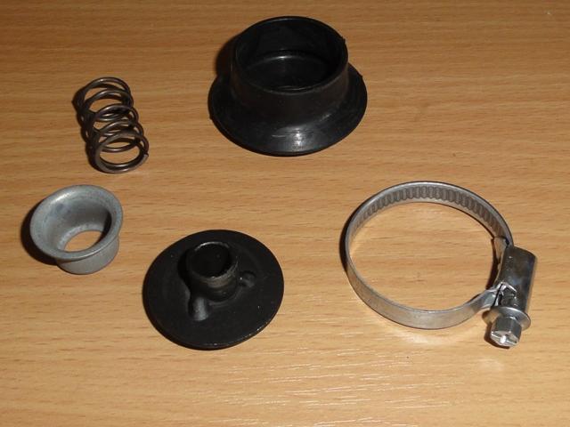 Kompresszor szívócsőhöz karmantyú garnitúra, IFA W50-L60