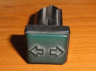 Kontrollámpa zöld, index visszajelző, bontott, IFA L60
