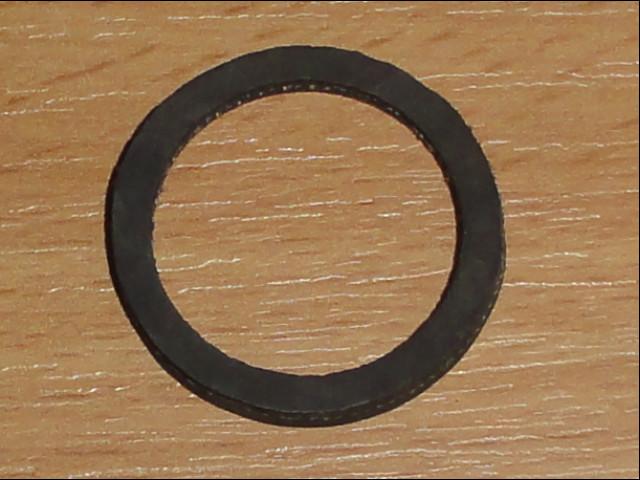 Kuplung alsó munkahengerhez tömítőgyűrű 20x27x2,5, IFA L60
