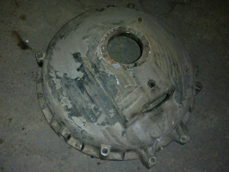 Kuplungharang, bontott, IFA L60
