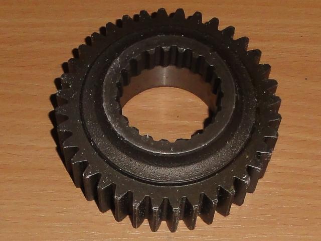 Osztóműbe napkerék, alsó, Z=36,  IFA L60