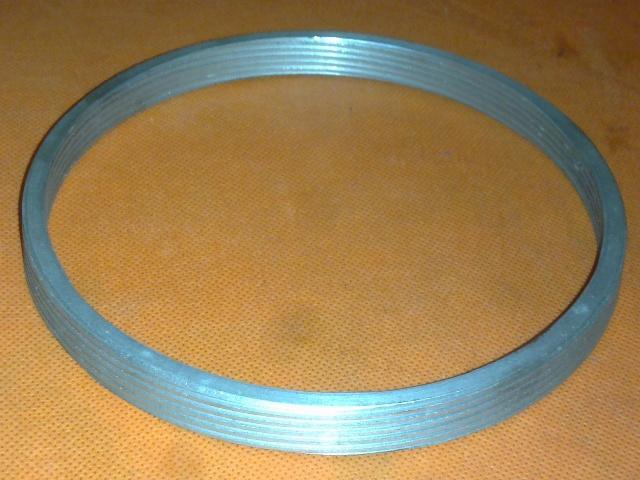 Osztóműbe szinkron alumínium fékezőgyűrű, túlméretes, IFA L60