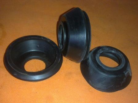Gömbcsapra porvédő gumi, 40xM24x1,5, nútos, (nagy) - IFA W50-L60