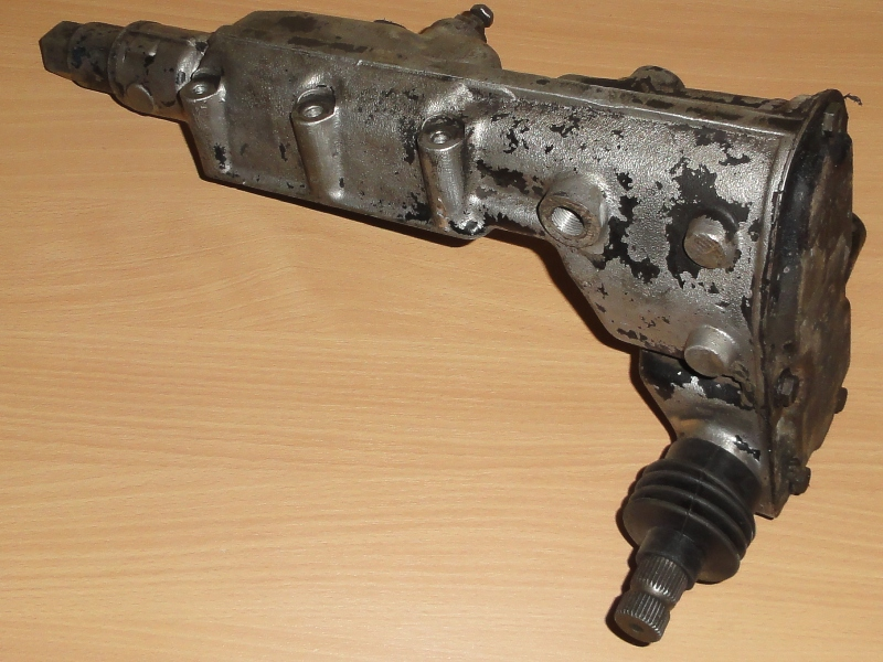 Sebességváltó kapcsolófedél, felújított, IFA L60