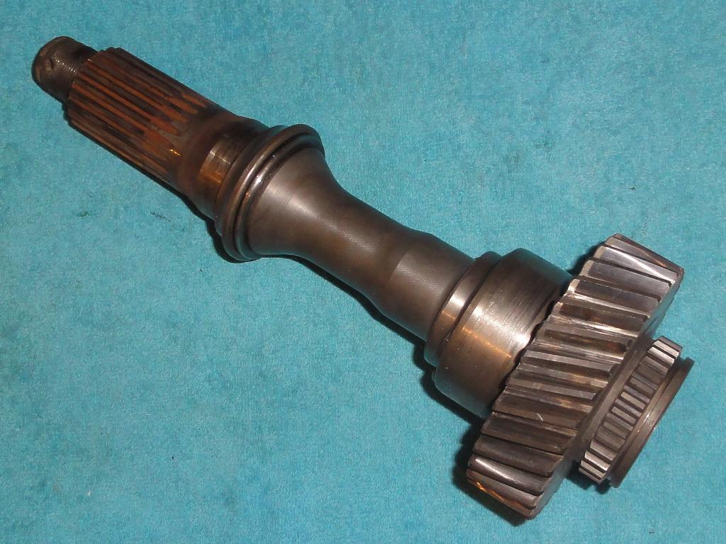Sebességváltóba nyelestengely, bontott, IFA L60