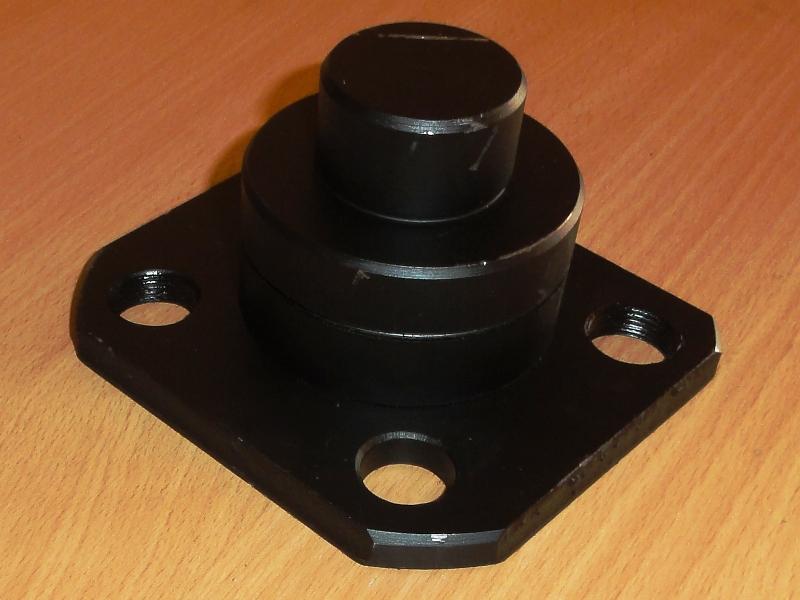 Függőcsapszeg alsó, 4x4, IFA W50