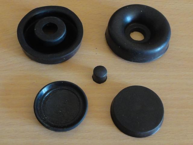 Kerékfékhenger javítókészlet d31,8, IFA W50