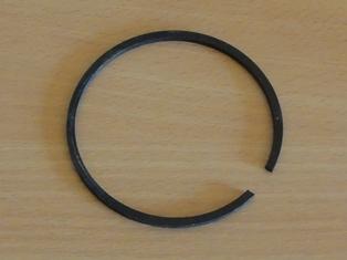 Kipufogóhoz koromgyűrű, IFA W50
