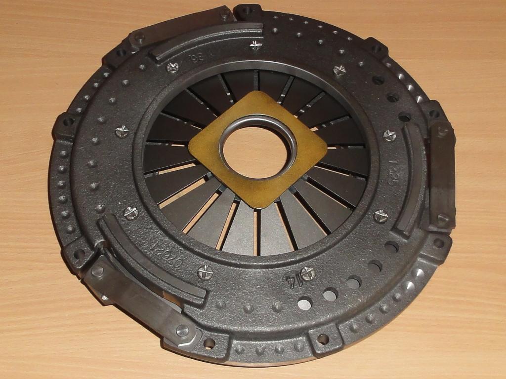 Kuplungszerkezet, lamellás, magyar, IFA W50