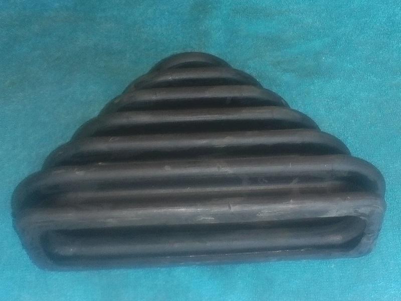 Porvédő gumiharmonika terepváltó kapcsoló karra - IFA W50