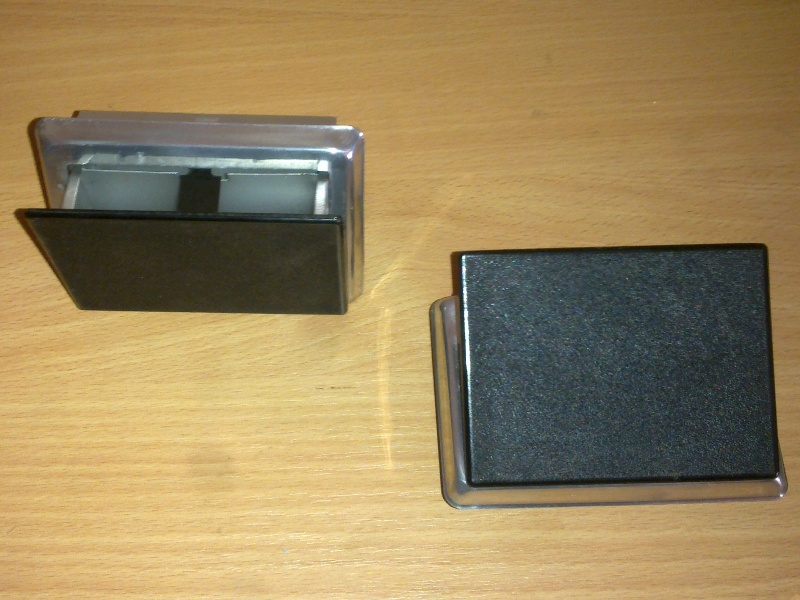 Hamutartó komplett, IFA W50-L60