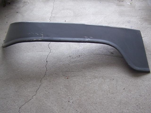 Fülke sárvédő elem, jobb - IFA L60
