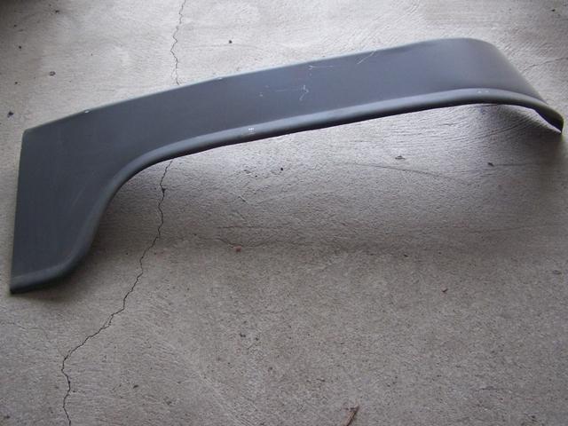 Fülke sárvédő elem, bal - IFA L60