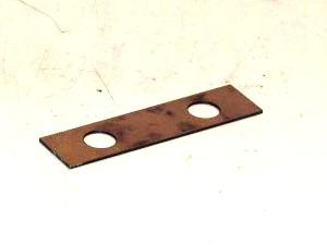 Osztóműbe biztosítólemez szinkronkúphoz 2-lyukas, IFA L60