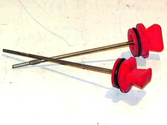 Osztóműhöz nívópálca, IFA L60