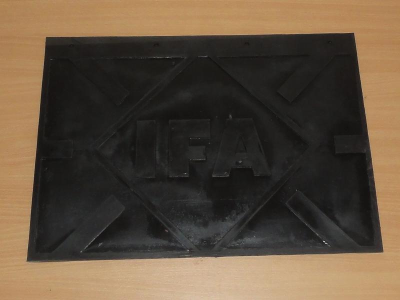 Sárvédő gumi hátsó, IFA W50-L60 feliratos